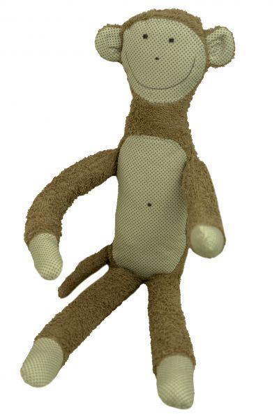 Lilli Löwenherz handgemachter Affe Karl