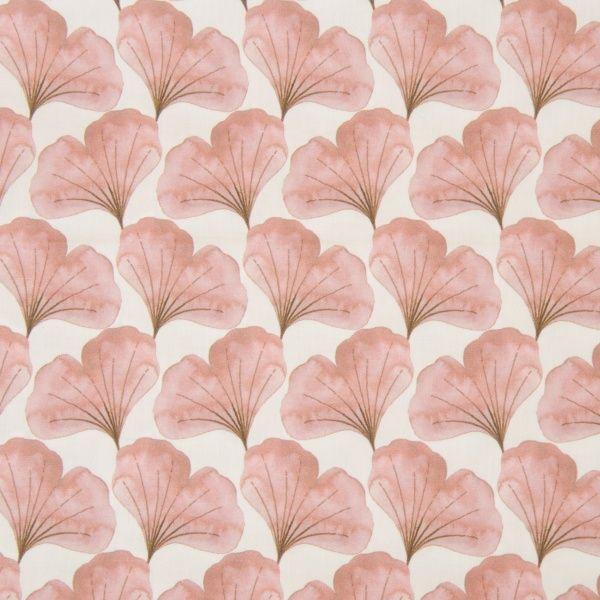 Hilco Stoff Ginkgo Rose aus der Serie Emilie