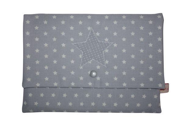 """Lilli Löwenherz Wickeltasche """"Stars Grey"""""""