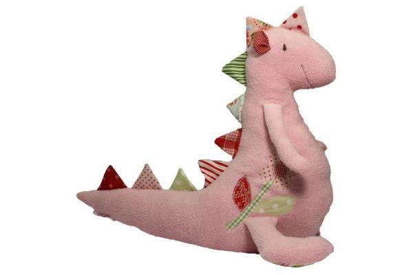 Fritzchen der Dinosaurier in rosa