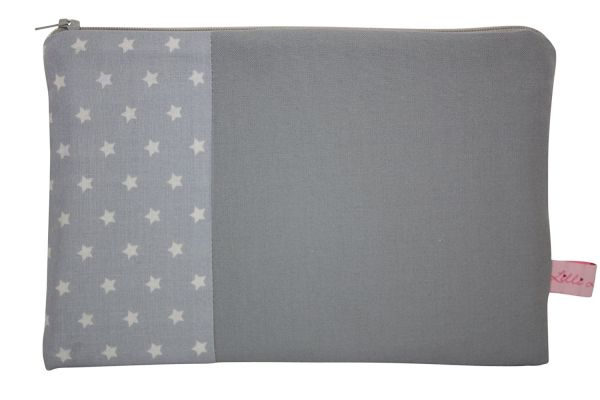 I Pad Mini Hülle Clutch Sophisticated Grey in Stars
