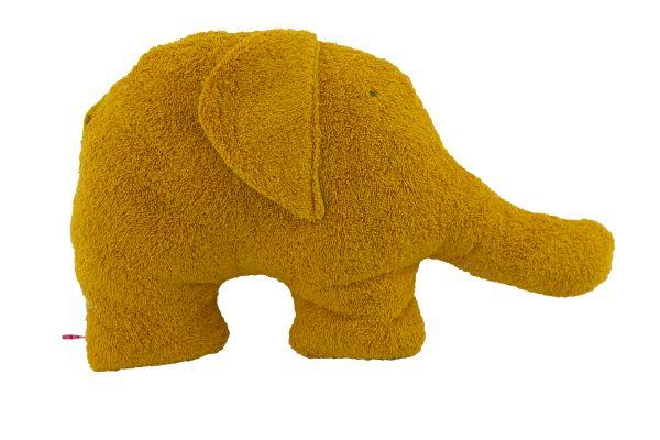 Lilli Löwenherz handgemachter großer Elefant KissenEmma Curry