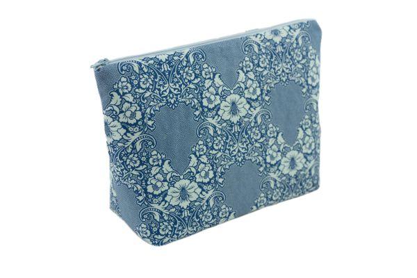 Kulturtasche Kosmetiktasche Eleanore Blue