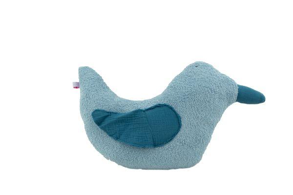 Handgemachte Ente Gisala Blau