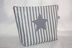 Kulturtasche Wickeltasche Stars and Stripes