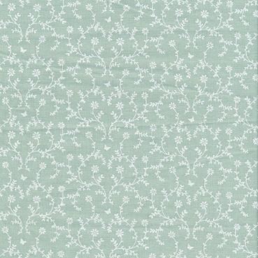 Au Maison beschichtete Baumwolle Oilcloth Claire Mint